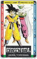 Japan Phonecard  Dragonball - Kino