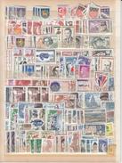Lot Timbre France Pour Affranchissement - Valeur Faciale 1000 Francs - Collezioni