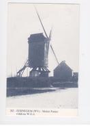 Eernegem (WV) - Molen Pottier - 1468 - Na W.O.-I (Ichtegem ) - Molen Moulin Mühle Mill - Ichtegem