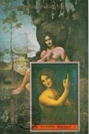 Bf. Manama 1972 Giovanni Battista Quadro Dipinto Leonardo Da Vinci John Baptist - Religión