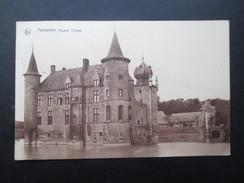 CP BELGIQUE (V1713) AERTSELAER (2 Vues) Kasteel Cleydal Marcophilie Hemixem 1938 - Aartselaar