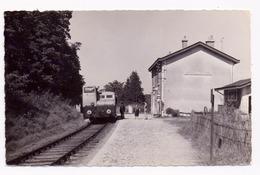 91 - BOISSY LA RIVIERE : LA GARE. - Boissy-la-Rivière