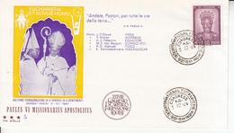 Vaticano - 1964 - Viaggio Di Paolo VI In India - Vatikan