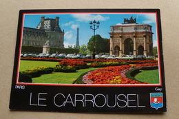 75 / Paris - Le Carrousel - France