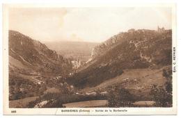 26 - BARBIÈRES (Drôme) - Vallée De La Barberolle - Ed. C. REYNIER N° 988 Sépia - Autres Communes