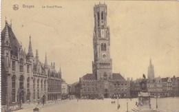Brugge, Bruges, La Grand Place (pk34692) - Brugge