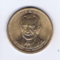 Stati Uniti - 1 Dollaro L: Johnson - Zecca D - Emissioni Federali