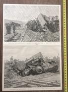 ENV 1900 L ACCIDENT DE SAINT BRIEUC - Collections
