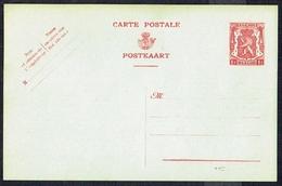 EP N° 132 I FN  -  Non Circulé - Not Circulated - Nicht Gelaufen. - Entiers Postaux