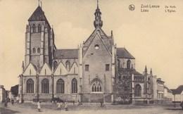 Zoutleeuw, Zout-Leeuw, Leau, De Kerk (pk34707) - Zoutleeuw