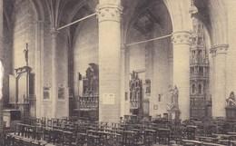Zoutleeuw, Zout-Leeuw, Leau, De Noorderkant Der Kerk (pk34713) - Zoutleeuw