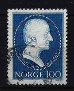 NORWEGEN - Mi-Nr. 616 Michael Sars (1805-1869) Gestempelt - Gebraucht
