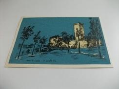 NOVI LIGURE IL CASTELLO CASTLE ILLUSTRATA CAP.ED. PRIV. QUINZI E. NOVI LIGURE - Castelli