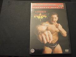 WRESTLING MEGASTARS . DVD VIDEO - N. 1 IL RITORNO DI BATISTA - NUOVO - Lutte (Wrestling)
