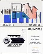 @+ Djibouti - La STID 150U - SC7 - Verso C49 (voir Scan) - Ref : DJI-23 - Djibouti