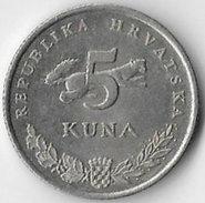 Croatia 2007 5 Kuna [C375/1D] - Croatia