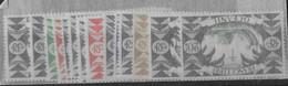 Océanie N°155 à 168** - Océanie (Établissement De L') (1892-1958)