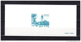 """Gravure Officielle De 2007 : """" LIMOGES """". N° YT 4029. En PARFAIT état. - Documents De La Poste"""