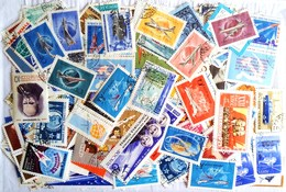 Russia, Lot Of Used Stamps, 200+, (ru10) - Vrac (max 999 Timbres)