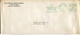 21276 U.s.a. Red Meter/freistempel/ema/SPECIMEN/circuled 1935, Financial Freedom - Varietà, Errori & Curiosità