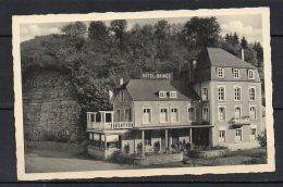 Luxembourg, Grundhof, Hôtel Brimer - Postales