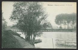 MEULAN Rare Bords De Seine Le Barrage (Moulin) Yvelines (78) - Meulan
