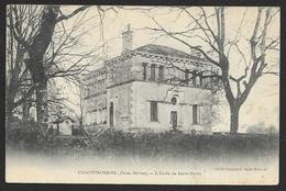 CHAMPDENIERS L'Ecole Saint Denis (Guignard) Deux-Sèvres (79) - Champdeniers Saint Denis