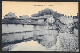 CHEF BOUTONNE La Fontaine (Sillon) Deux-Sèvres (79) - Chef Boutonne