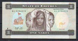 534-Erythrée Billt De 1 Nafka 1997 AL079 - Eritrea