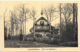 Court-St-Etienne NA11: Villa La Sapinière 1913 - Court-Saint-Etienne