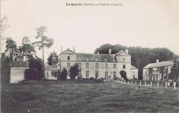 72 - La Quinte (Sarthe) - Château D'Eporcé - Other Municipalities