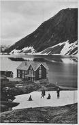 MEROK → Ved Djupvashytta Hotell, Very Nice Card From 1935  ►stamp MOLDE 31.7.35◄ - Norvège