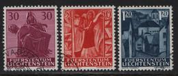 1962 Weihnachten 361-363 424-426 O