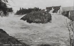 TROLLHÄTTAN → Wasserfälle In Der Provinz Västra Götalands, Ca.1950 - Suède