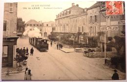 BOULEVARD GAMBETTA - SAINT CÉRÉ - Saint-Céré