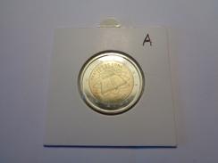 ===== 2 Euros Traité Rome Espagne 2007 état NEUF ===== - España