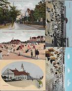 SWINEMÜNDE → Kurhaus, Familienbad, Damenbad, Friedrichstrasse, Strandleben  ►RRR◄ - Pologne