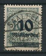 D. Reich Nr. 337 ~ Michel 10,00 Euro - Deutschland