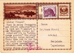 Österreich Austria Autriche Ganzsache Stationery  Maria Wörth , Karnten