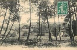 PONTCHATEAU           LES SAPINS DE GRENEBO - Pontchâteau