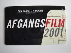 1 Chip Phonecard From Denmark - Film
