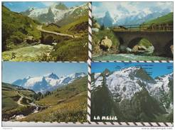 2x2717 Lot De 7 Cartes LE MASSIF DE LA MEIJE - France
