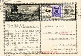 Österreich Austria Autriche Ganzsache Stationery  SFerleiten, Salzburg 1932