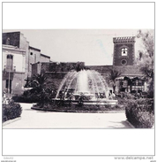 ALCNTP2468CPA-LFTMD9137TARTA.Tarjeta Postal DE ALICANTE.Edificio,plantas.FUENTE.GLORIETA Y Castillo De SANTA POLA. - Torres De Agua