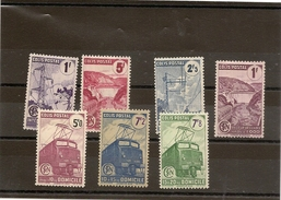 France Colis Postaux Avec Charniére * N° 230 A B C , 216A 217A 218A 220A - Neufs