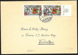 Svizzera/Suisse/Switzerland: Lettera, Lettre, Letter - Covers & Documents