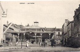 CIVRAY - Les Halles     (96515) - Civray