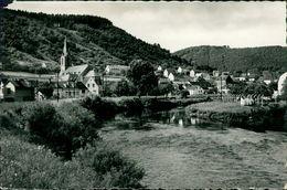 AK Kordel Bei Trier, Gesamtansicht, O Um 1963, Eckschaden Oben Links, Ecke Ab! (5053) - Duitsland