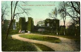 PAIGNTON : BERRY POMEROY CASTLE - Paignton