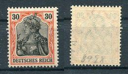 Deutsches Reich Michel-Nr. 89Ix Postfrisch - Geprüft - Deutschland